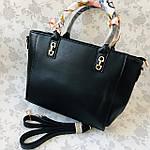 Женская сумка черная  (311), фото 3