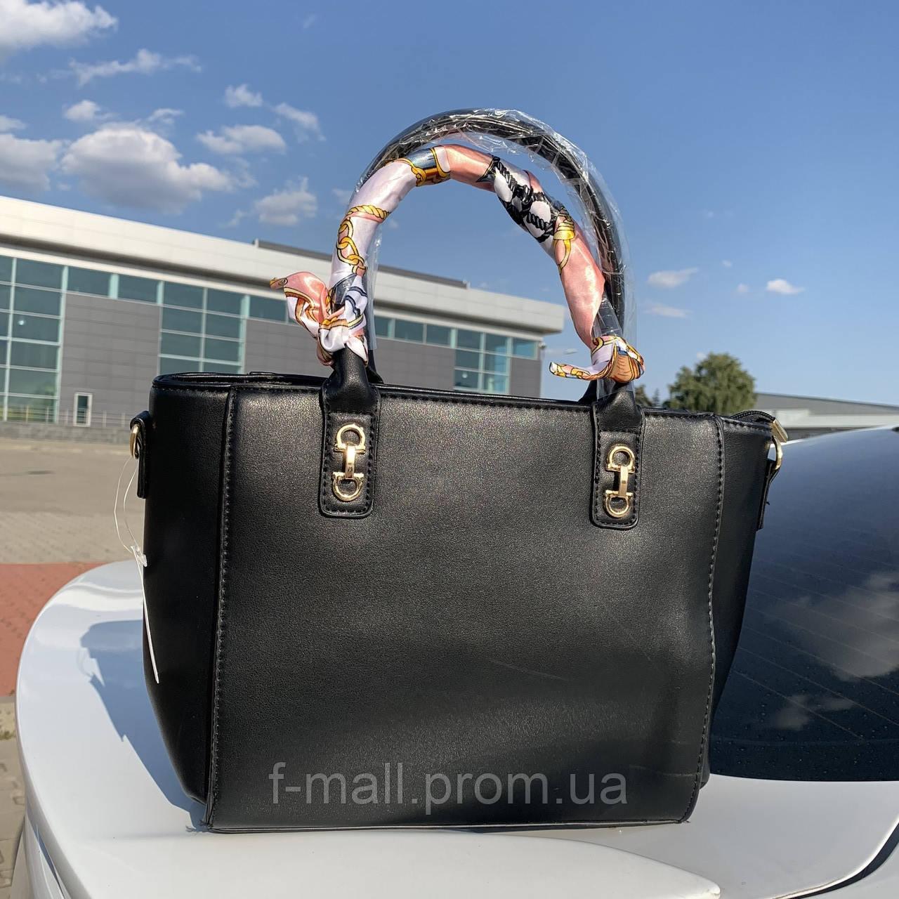 Женская сумка черная  (311)