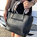 Женская сумка черная  (311), фото 2
