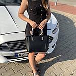 Женская сумка черная  (311), фото 5