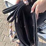 Женская сумка черная  (311), фото 6