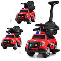 Машина Толокар Bembi Police 6822