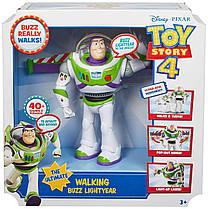 Говорящий Светик Базз Лайтер - Toy Story. Buzz Lightyear Disney (17 см) Англ. язык. Оригинал!