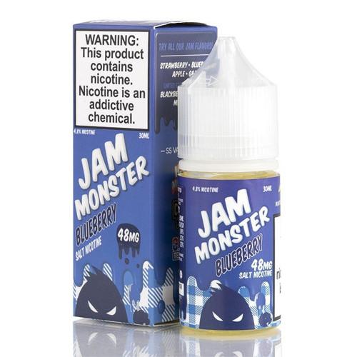 Jam Monster Blueberry Salts 30мл