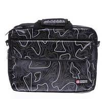 54202.001 Сумка - портфель для ноутбука текстильный с короткими ручками