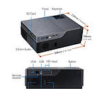 Проектор FullHD  M18 1920х1080 Black, фото 8
