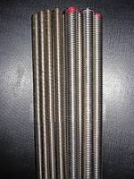 Шпилька нержавеющая М10х1000 А2, фото 1