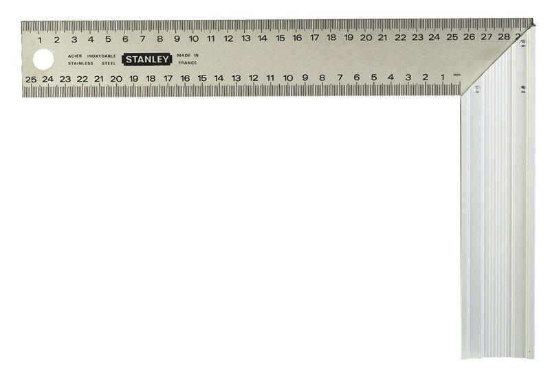 Угольник слесарный 200мм Х400мм    STANLEY 1-45-687