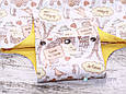 Сумка для вязания, Орхидея, фото 3