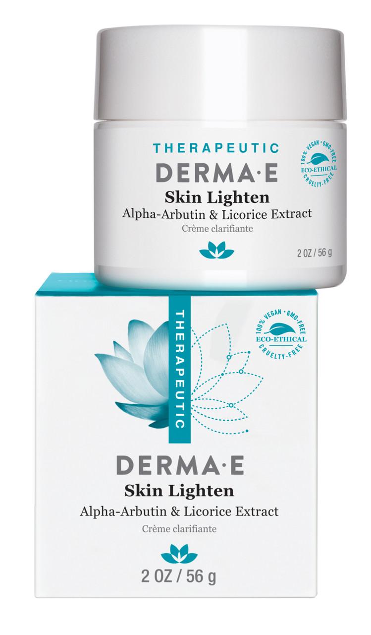 Средство для осветления кожи лица  Derma E