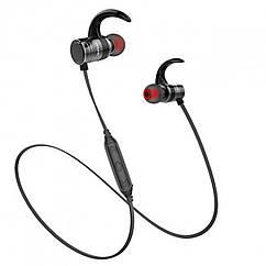 Беспроводные Bluetooth наушники Awei AK4 Black, черные
