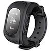 Детские смарт часы с GPS Smart Baby Watch Q50 Розовые, голубые, зеленые, белые, черные, фото 4