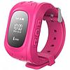 Детские смарт часы с GPS Smart Baby Watch Q50 Розовые, голубые, зеленые, белые, черные, фото 5