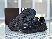 Мужские кроссовки Adidas чорні  (8342)
