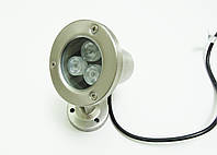 Светодиодный подводный прожектор LED 1803 RGB без контроллера, фото 1
