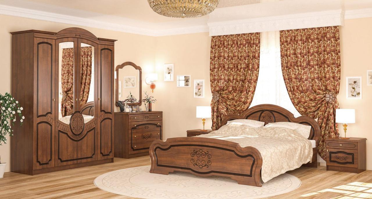 Спальня Меблі-Сервіс «Бароко»