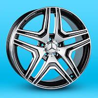 Литые Диски Replica Mercedes JT-1284 9x20 5x112 ET48 DIA 66.6 BM