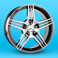Литые Диски Replica Mercedes-AMG JT-1228 9.5x19 5x112 ET32 DIA 66.6 BM
