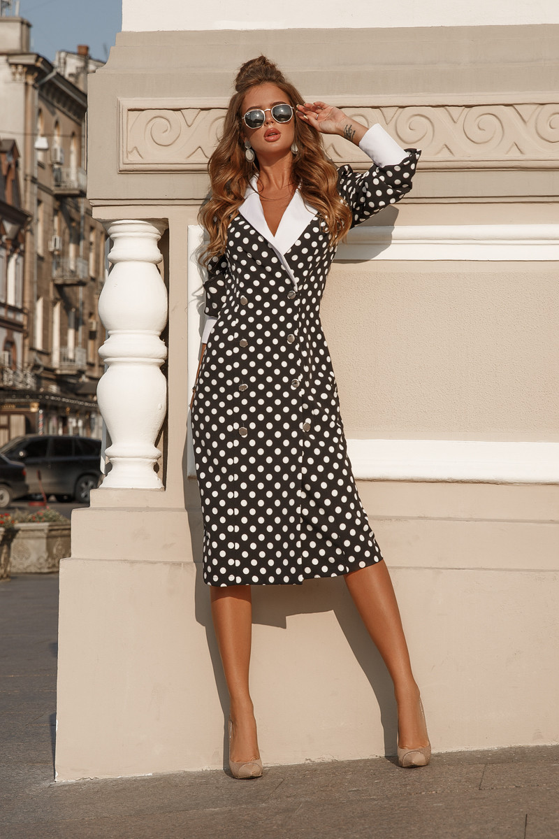 Платье LiLove 711-2 44-46 черный