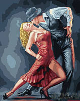 Картина по номерам Полуночное танго (BK-GX26485) 40 х 50 см Brushme (Без коробки)