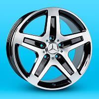 Литые Диски Replica Mercedes A-R775 9.5x19 5x130 ET50 DIA 84.1 BF