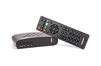 ТВ тюнер Т2 Romsat T8005HD DVB-T2, тв приставка, ресивер, цифровое телевидение, фото 2