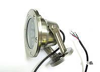 Светодиодный подводный светильник LED 6 Вт RGB без контроллера, фото 1
