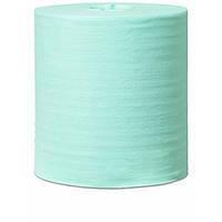 Рулон нетканного материала для дезинфекции помещений TORK, 60 м, 200 листов, голубой (для 190492)