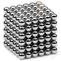 Неокуб, neocube 4,5 мм, никель. 216 шариков