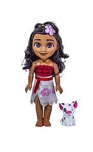Кукла MOANA Ваяна со свинкой