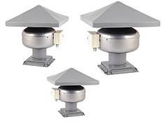 Крышные канальные вентиляторы