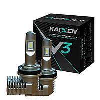 Светодиодные лампы H11 KAIXEN V3 6000K