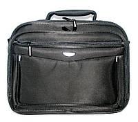 67801 Портфель - кейс для ноутбука нейлоновый Benetton