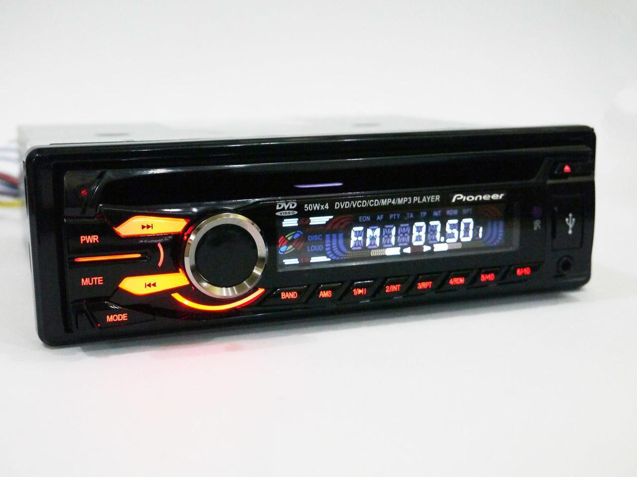 DVD Автомагнитола Pioneer 3231 съемная панель