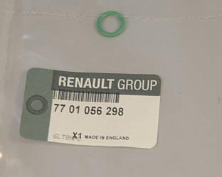 Ущільнювальне кільце на трубку гідропідсилювача (7.65X1.63mm) на Opel Vivaro 2001-> - 7701056298