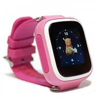 Детские смарт часы Smart Baby Watch Q80 Pink