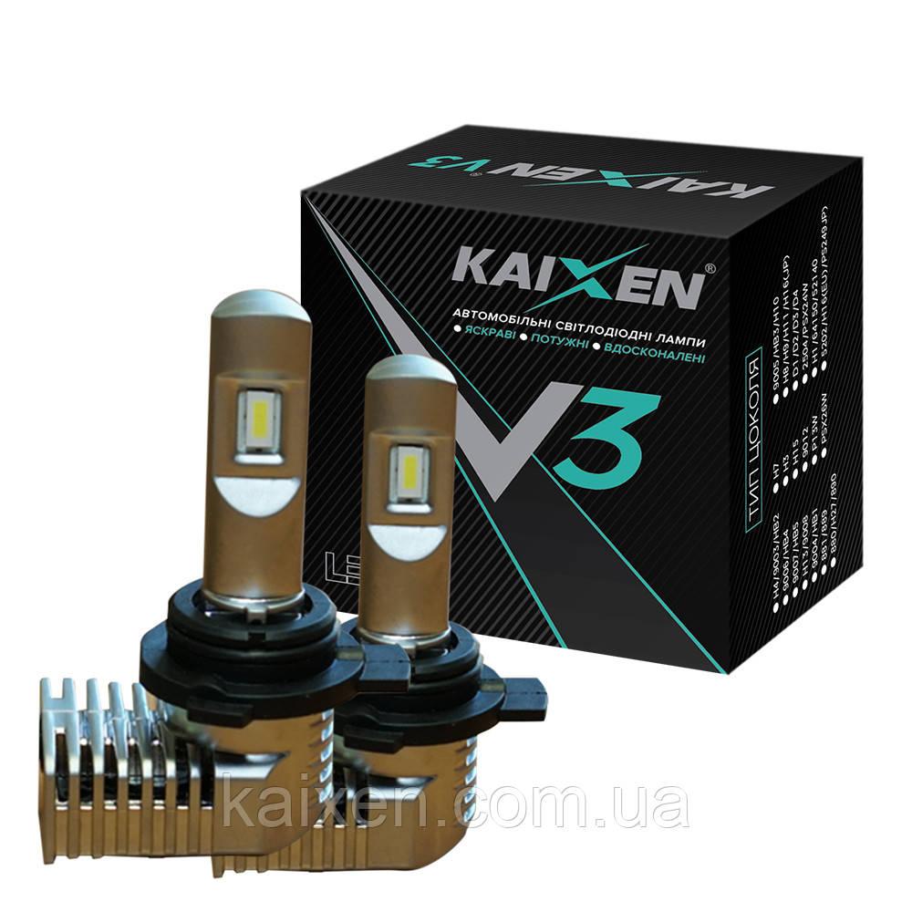 Світлодіодні лампи HIR2/9012 KAIXEN V3 6000K