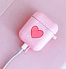 """Silicone Case for AirPods """"Heart"""", фото 7"""