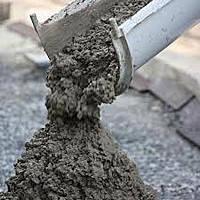 Товарный бетон П-1 (осадка конуса 1-4 см)