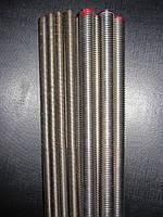 Шпильки DIN 975 М8х1000 нержавеющие А4, фото 1