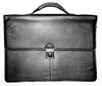 8-066.01 Портфель кожаный на одно отделение Bodenschatz (повреждение)