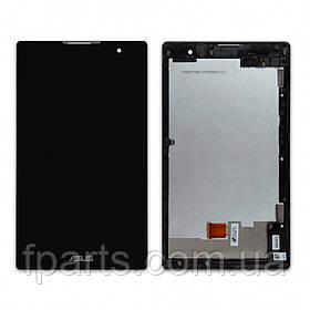 Дисплей Asus Z170CG ZenPad C (P01Y / P01Z) с тачскрином, Black