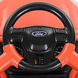 Електромобіль толокар машина 3575EL Ford Ranger, фото 7