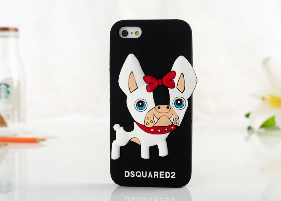 Чехол для iPhone 5 5S Dsquared