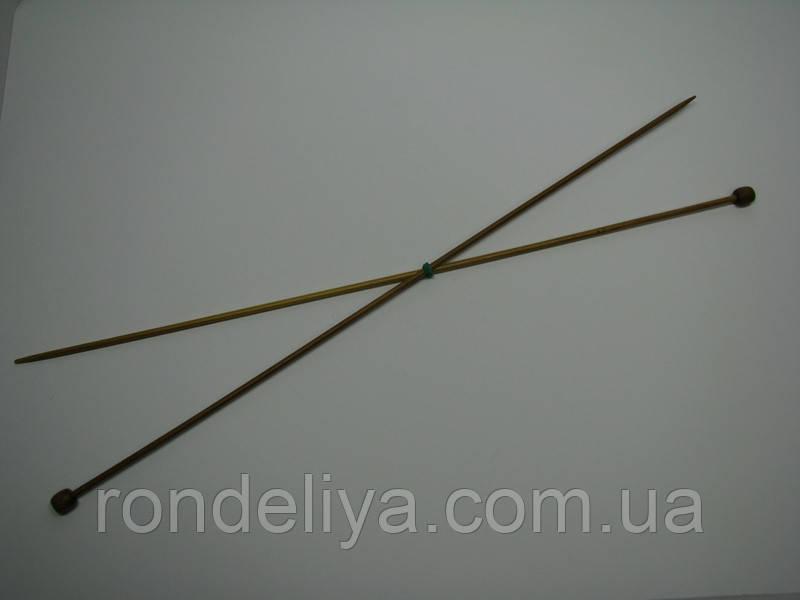 Спицы бамбук № 3