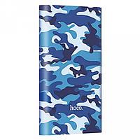Power Bank Hoco 20000 mAh Camouflage Blue, фото 1