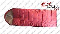 Спальный мешок для туризма VERUS SOMNOLENT +5 - 9 °C