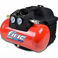 Безмасляный компрессор поршневой прямоприводный FIAC EASY 6/1100 (ресивер 6 л, пр-сть 160 л/мин)