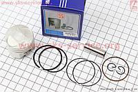 Поршень, кольца, палец к-кт Honda DIO AF56 38мм STD (палец 10мм) синяя коробка на скутер