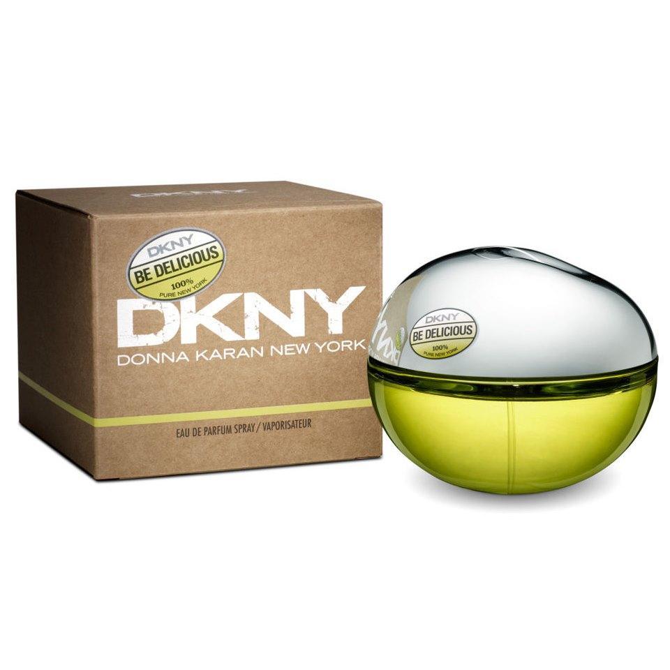 Женская Туалетная вода DKNY Be Delicious 100 мл/Высокое Качество/